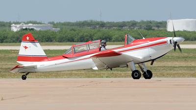 N1350U - De Havilland Canada DHC-1 Chipmunk T.10 - Private