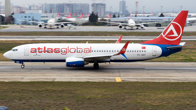 TC-SNT - Boeing 737-8HC - AtlasGlobal