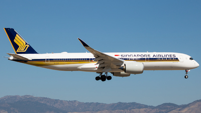 A picture of 9VSJB - Airbus A350941 - Singapore Airlines - © Sean Asay