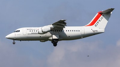 EI-RJG - British Aerospace Avro RJ85 - CityJet