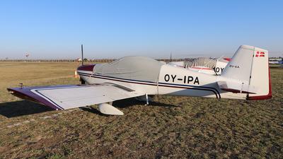 OY-IPA - Vans RV-6A - RVators