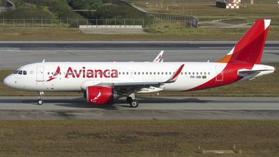 PR-OBI - Airbus A320-251N - Avianca Brasil