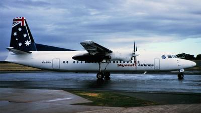 VH-FNH - Fokker 50 - SkyWest Airlines