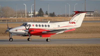 A picture of CGPIA - Beech B200 Super King Air - [BB1667] - © P Nity