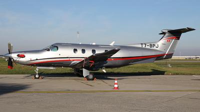 A picture of T7BPJ - Pilatus PC12/47E - [] - © AviaStar Photography