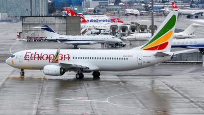 ET-APK - Boeing 737-860 - Ethiopian Airlines