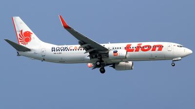 A picture of PKLOO - Boeing 7378GP - Lion Air - © M. Raykahn Ariga