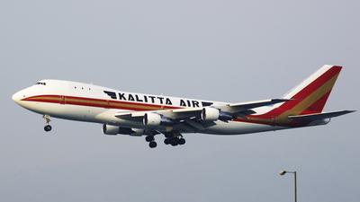 N717CK - Boeing 747-123(SF) - Kalitta Air