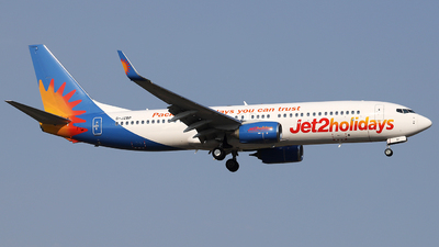 A picture of GJZBP - Boeing 7378MG - Jet2 - © Firat Cimenli