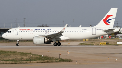 B-304C - Airbus A320-251N - China Eastern Airlines