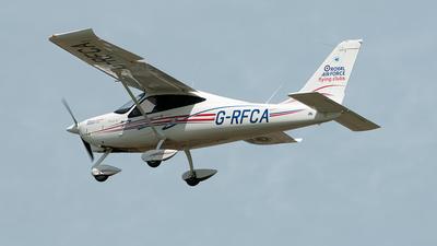 G-RFCA - Tecnam P2008JC - The Waddington Flying Club