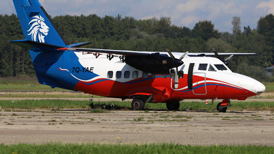 7Q-YAE - Let L-410UVP Turbolet - Turbolet.de