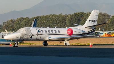 N164RA - Cessna 560 Citation Encore - Private