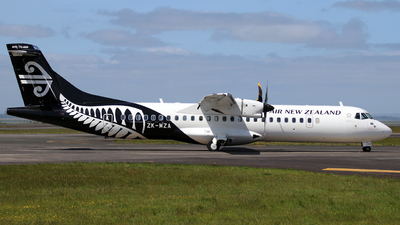 ZK-MZA - ATR 72-212A(600) - Air New Zealand Link (Mount Cook Airline)