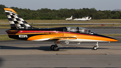 N223PG - Aero L-39 Albatros - Private