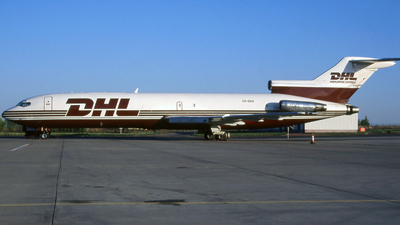 OO-DHX - Boeing 727-223(Adv)(F) - DHL (European Air Transport)