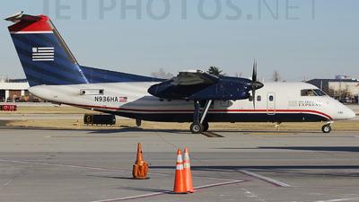 A picture of N936HA - De Havilland Canada Dash 8100 - [145] - © Orlando Suarez