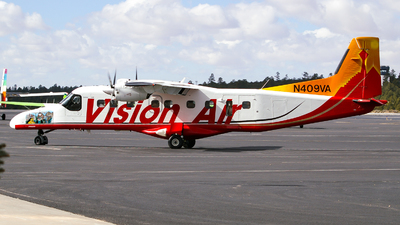 N409VA - Dornier Do-228-202 - Vision Airlines