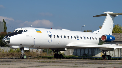 UR-SAL - Tupolev Tu-134A-3 - Private