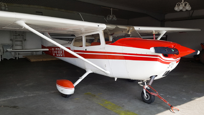 D-EBBY - Reims-Cessna F172M Skyhawk - Private