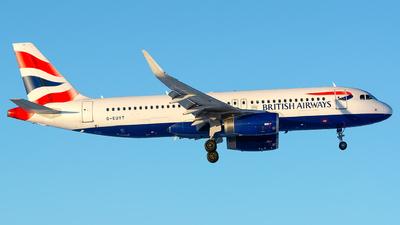 A picture of GEUYT - Airbus A320232 - British Airways - © Laszlo Fekete