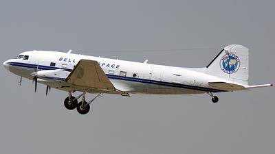 C-FTGX - Basler BT-67 - Bell Geospace