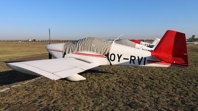 OY-RVI - Vans RV-6A - RVators