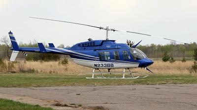 N233BB - Bell 206L-1 LongRanger - Private