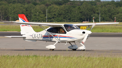 LX-LTA - Tecnam P2010 - Private