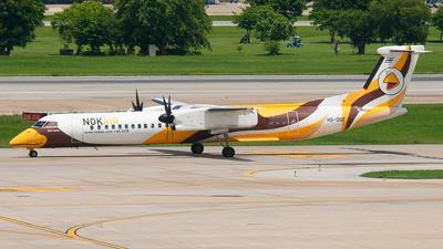 HS-DQF - Bombardier Dash 8-Q402 - Nok Air