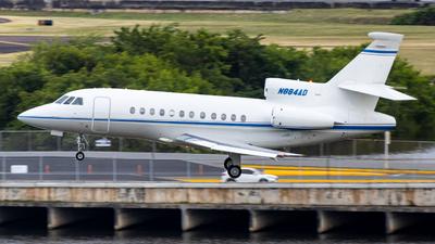 N884AD - Dassault Falcon 900EX - Private