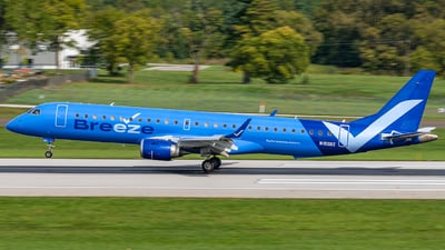 N193BZ - Embraer 190-200IGW - Breeze Airways