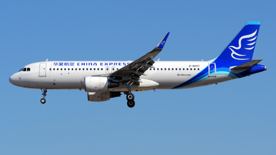 B-8697 - Airbus A320-214 - China Express Airlines