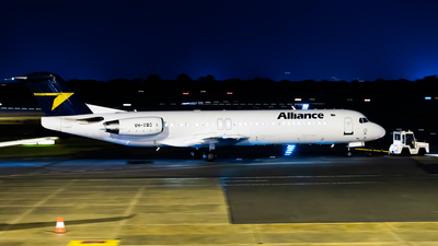 VH-XWO - Fokker 100 - Alliance Airlines