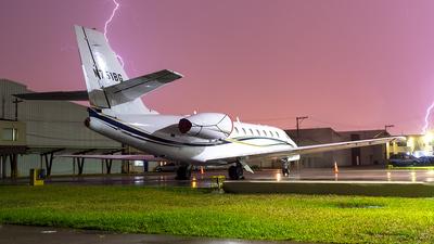 N751BG - Cessna 680 Citation Sovereign - Private
