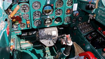 ZK-SSS - Aero L-29 Delfin - Private