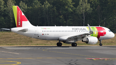 CS-TNV - Airbus A320-214 - TAP Air Portugal