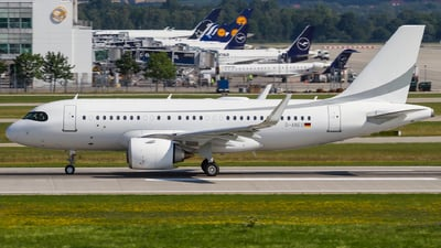 D-ANEO - Airbus A319-153N(CJ) - K5 Aviation