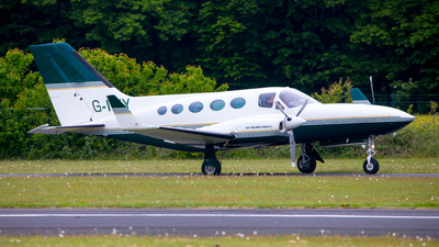 G-IIYY - Cessna 421C Golden Eagle - Private
