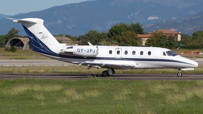 OY-JPJ - Cessna 650 Citation III - North Flying