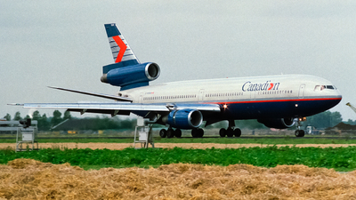C-FCRB - McDonnell Douglas DC-10-30 - Canadian Airlines International