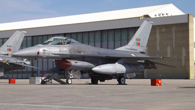 15108 - General Dynamics F-16AM Fighting Falcon - Portugal - Air Force