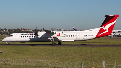 VH-LQK - Bombardier Dash 8-Q402 - QantasLink (Sunstate Airlines)