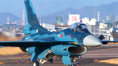 03-8555 - Mitsubishi F-2A - Japan - Air Self Defence Force (JASDF)