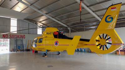 PK-RTY - Eurocopter AS 365N2 Dauphin - Genesa Dirgantara