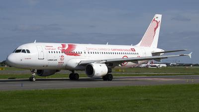 TS-IMP - Airbus A320-211 - Tunisair
