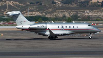 9H-VCK - Bombardier BD-100-1A10 Challenger 350 - VistaJet