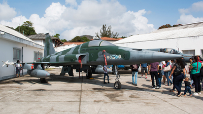 FAB4881 - Northrop F-5EM Tiger II - Brazil - Air Force