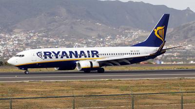 EI-ESY - Boeing 737-8AS - Ryanair