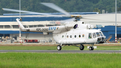 RDPL-34260 - Mil Mi-17-1V Hip - BNPB - Indonesian National Board for Disaster Management